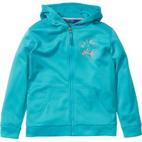 Marmot Mills Hoody Boys enamel blue